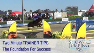 Image for video foundation of Show Jumping