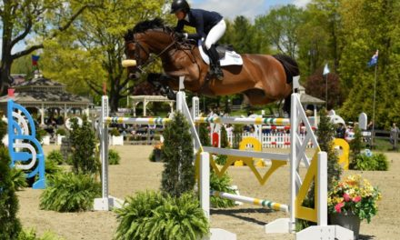 Beezie Madden and Breitling LS Capture $50,000 Old Salem Farm Grand Prix CSI2*