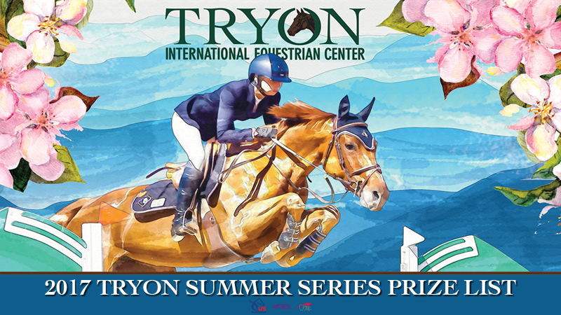 Tryon International Equestrian Center Announces 2017 Summer Series Dates