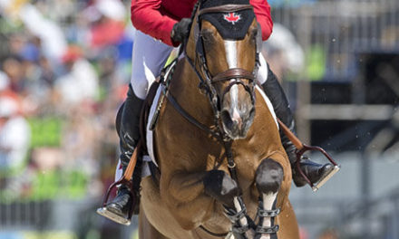 Canadian Show Jumping Team Named for CSIO 5* Rome