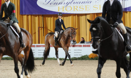 Pennsylvania National Horse Show 2017 Schedule