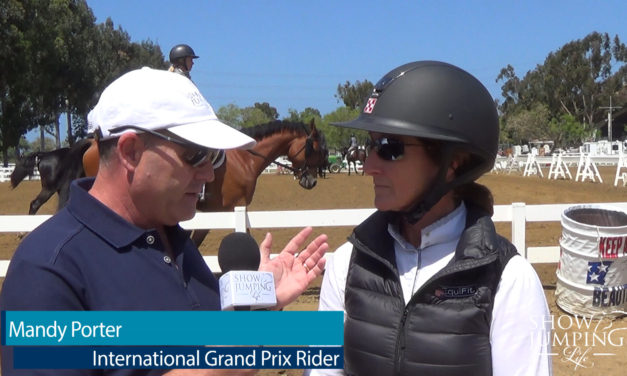 Show Jumping Course Strategy – Video