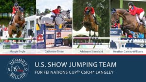 US Equestrian Announces Hermès U.S. Show Jumping Team for FEI Nations Cup™ CSIO4* Langley
