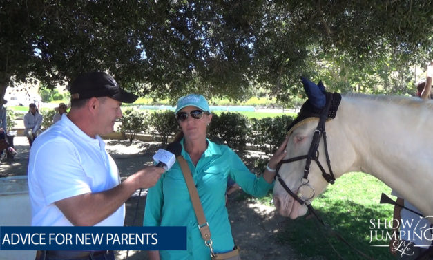 Advice For New Show Jumping Parents – Video