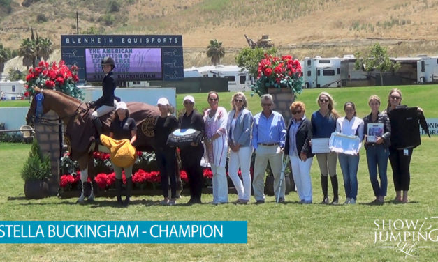 Video – Riders Learn Formula For Success With Equitation Challenge