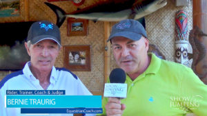 Bernie Traurig Interview