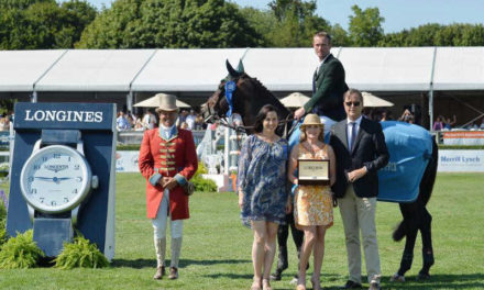 World-Class Riders Coming to Hampton Classic Horse Show