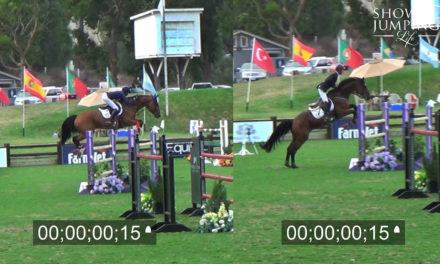 Spooner vs Spencer Split Screen Jump-Off