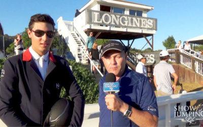 Watch! Carlos Hank Jr. Wins In Del Mar