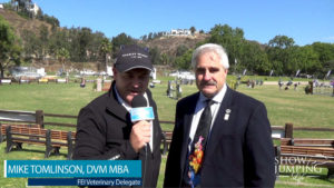Mike Tomlinson, DVM MBA