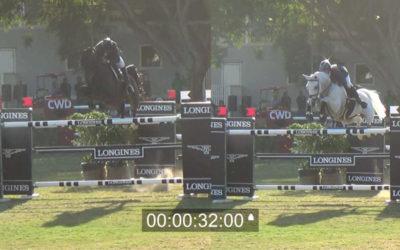 World Cup Jumping Split Screen – Video