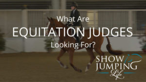 Equitation Judge