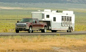 Ford and Trailer
